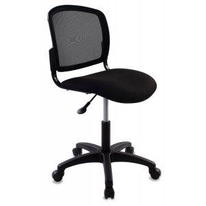 Кресло офисное Бюрократ CH-1296NX чёрный