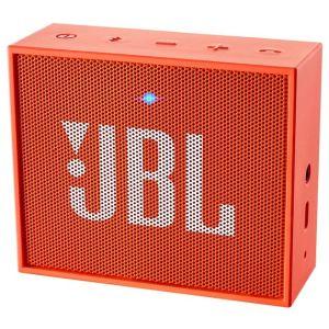 Портативная колонка JBL GO оранжевый jbl go blue