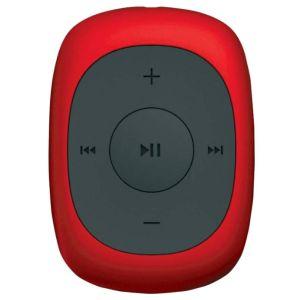 MP3 плеер Digma C2L 4Gb красный mp3 плеер digma c2l flash 4гб красный [c2lr]