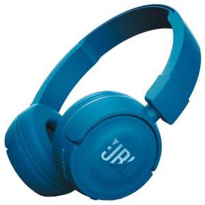 Беспроводные наушники JBL T450BT синий наушники jbl t450bt blue