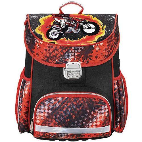 Motorbike красный/чёрный