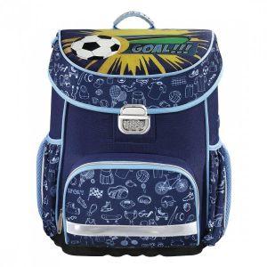 Ранец HAMA Soccer синий soccer counts