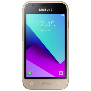 Смартфон Samsung Galaxy J1 Mini Prime (2016) SM-J106F/DS золотой
