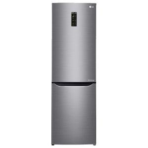 Холодильник LG GA-B429 SLUZ rondell набор из сковороды и сотейника koralle 24 см с крышками