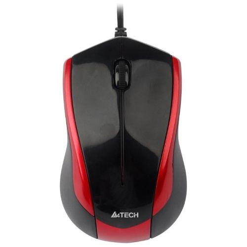 Купить со скидкой Мышь проводная A4tech