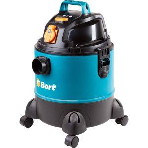Строительный пылесос Bort BSS-1220-Pro пылесос bort bss 1220 pro