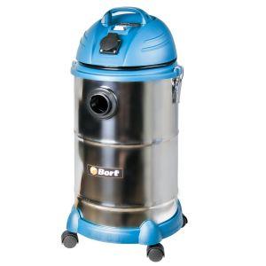 Строительный пылесос Bort BSS-1530N-Pro пылесос bort bss 1220 pro