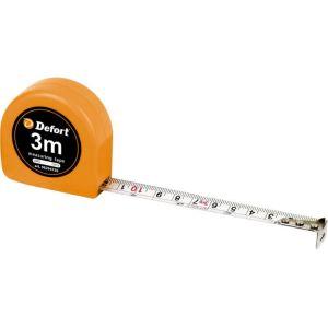 Рулетка DEFORT DMT-3M уровень dll 0 8 l defort 98293500
