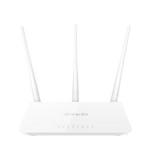 Wi-Fi роутер (маршрутизатор) Tenda F3 wi fi роутер tenda n301