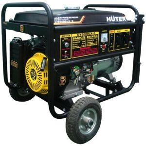 Генератор Huter DY8000LX-3 все цены