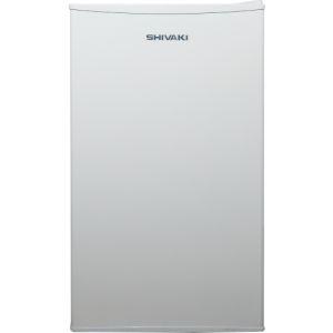 Компактный холодильник Shivaki SDR-082W белый холодильник shivaki sdr 082w