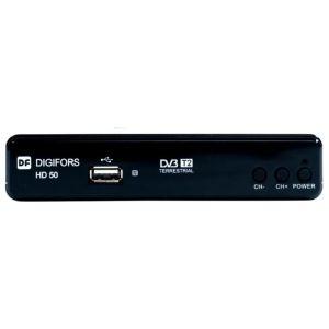 Ресивер DVB-T2 DIGIFORS HD50 Ali цены онлайн