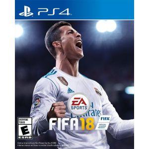 Игра для Sony PS4 FIFA 18 sleeping dogs definitive edition игра для ps4