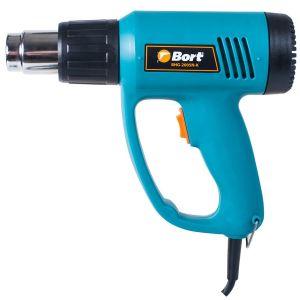 Фен технический Bort BHG-2005N-K строительный фен bort bhg 2000l k