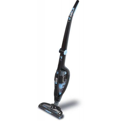Вертикальный пылесос Polaris PVCS 0418 чёрный/голубой за 9999 руб.