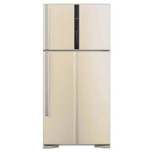 Холодильник Hitachi R-V 662 PU3 BEG бежевый