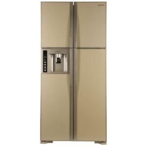Холодильник Side-by-Side Hitachi R-W 662 PU3 GBE бежевый