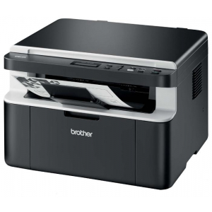 МФУ лазерное Brother DCP-1612WR чёрный мфу лазерное brother dcp l2500dr