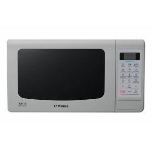 Микроволновая печь Samsung ME83KRQS-3 серый samsung me83krqs 2