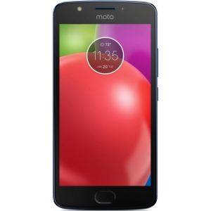 Смартфон Motorola Moto E4 XT1762 синий сотовый телефон motorola moto e4 xt1762 oxford blue