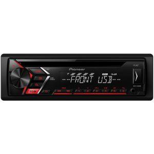 Автомобильная магнитола Pioneer DEH-S100UB автомагнитола cd pioneer deh x8700bt 1din