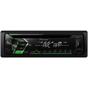 Автомобильная магнитола Pioneer DEH-S100UBG автомагнитола cd pioneer deh x8700bt 1din