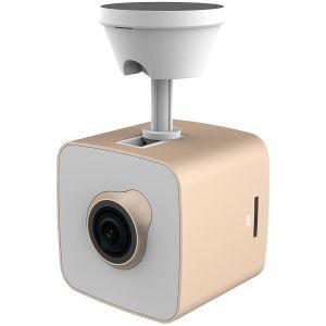 Автомобильный видеорегистратор Prestigio RoadRunner Cube золотой