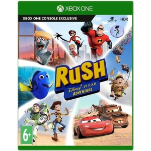 Игра для Microsoft Xbox One PIXAR RUSH (GYN-00022) компьютерная игра microsoft one project spark 4ts 00029