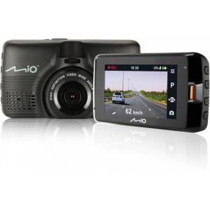 Автомобильный видеорегистратор Mio MiVue 616 чёрный видеорегистратор mio mivue 518