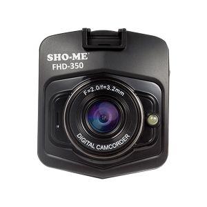 Автомобильный видеорегистратор Sho-me FHD-350 чёрный
