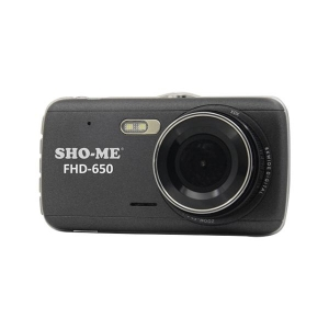 Автомобильный видеорегистратор Sho-me FHD-650