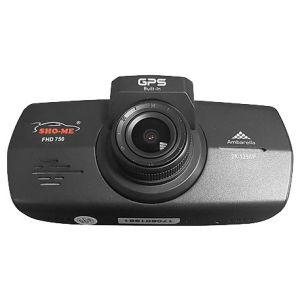 Автомобильный видеорегистратор Sho-me FHD-750