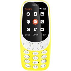 Мобильный телефон Nokia 3310 Dual Sim (2017) жёлтый мобильный телефон nokia 3310 dual sim 2017 blue