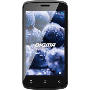 Смартфон Digma VOX A10 3G чёрный