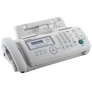 Факс Panasonic KX-FP207RU факс panasonic kx ft984rub