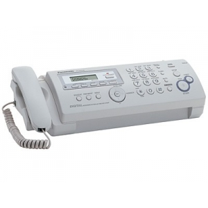 Факс Panasonic KX-FP218RU факс panasonic kx ft984rub