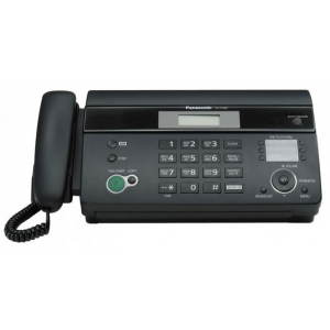 Факс Panasonic KX-FT982RU-B факс panasonic kx ft984rub