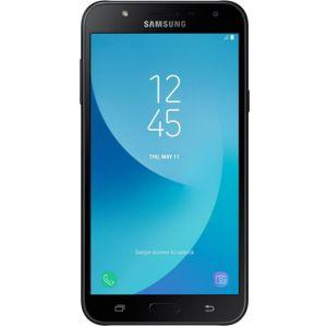 Смартфон Samsung Galaxy J7 Neo SM-J701F/DS чёрный смартфон samsung galaxy j7 neo 16 гб золотистый sm j701fzddser