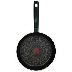 Сковорода Tefal Cook Right 04166124 сковорода tefal cook right 04166920 20см с крышкой темно фиолетовый [9100023410]