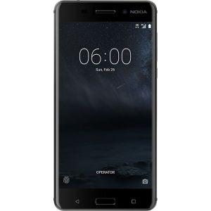 Смартфон Nokia 6 32GB чёрный смартфон nokia смартфон nokia 6 1 32gb blue