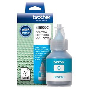 Картридж для струйного принтера Brother BT5000C голубой картридж для струйного принтера brother lc567xlbk