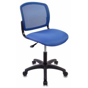 Кресло офисное Бюрократ CH-1296NX синий centek ct 1143