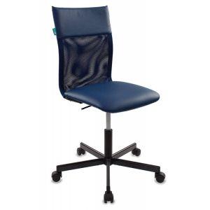 Кресло офисное Бюрократ CH-1399 синий кресло бюрократ ch 1399 black