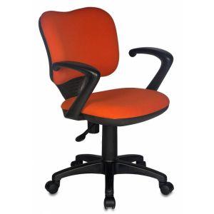 Кресло офисное Бюрократ CH-540AXSN оранжевый