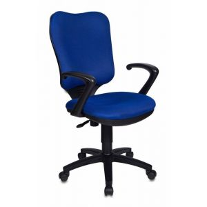 Кресло офисное Бюрократ CH-540AXSN синий