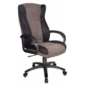 Кресло офисное Бюрократ CH-879 кофе