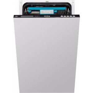 Встраиваемая посудомоечная машина Korting KDI 45165 встраиваемая посудомоечная машина korting kdi 45165